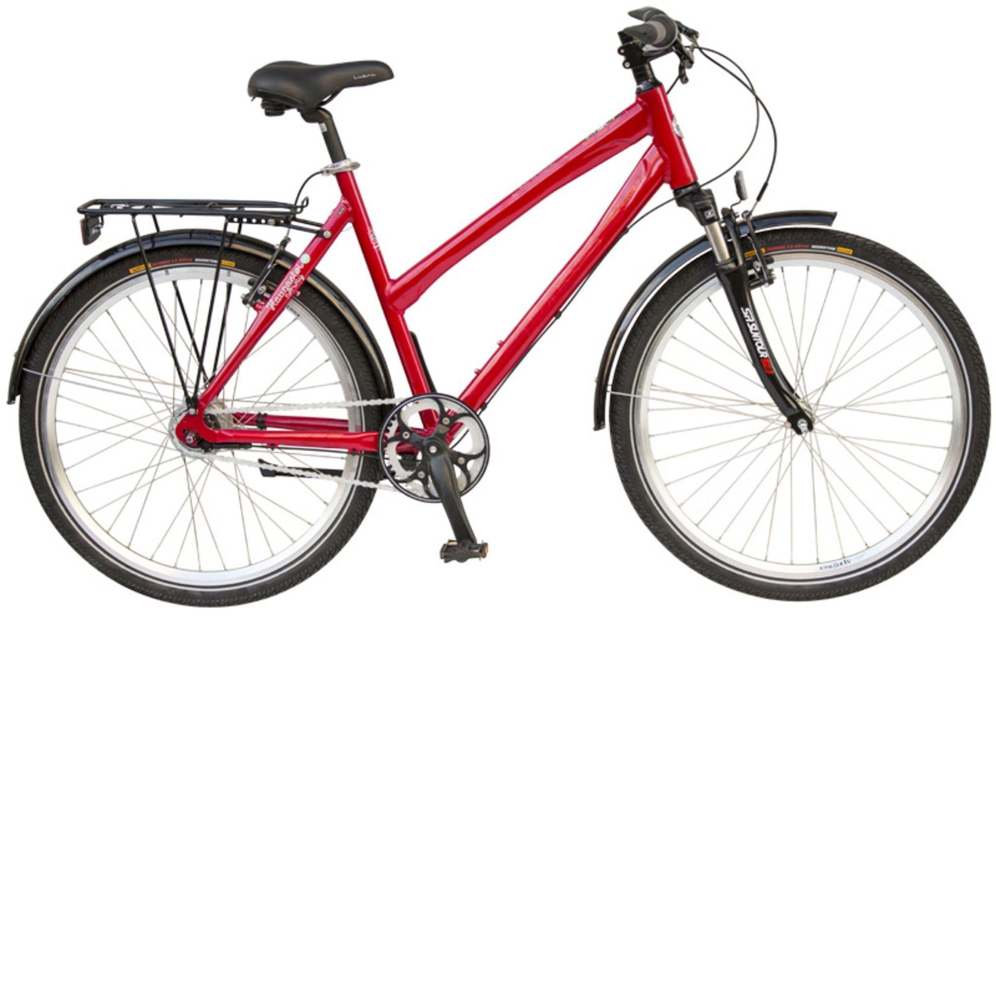Dame sykkel