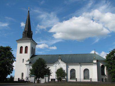 Sommarfest med teater och gudstjänst i Almesåkra kyrka