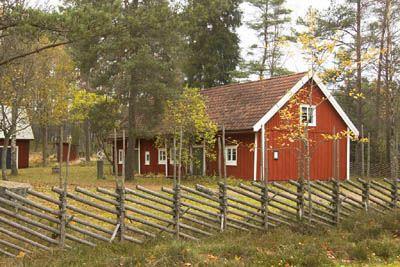 Loshult Hembygdsförening , Loshults homesteadand museum