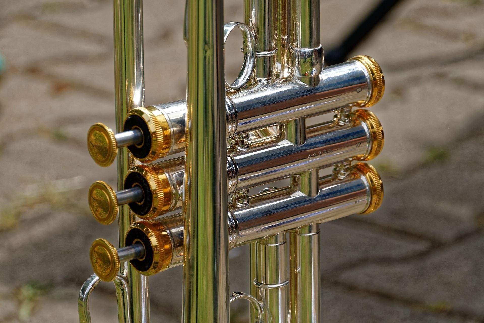 Konsert med New Orleansmusik