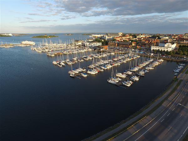 Gästhamn - Karlskrona stadsmarina