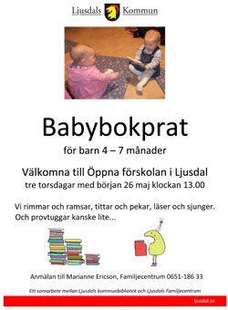 Baby-bokprat