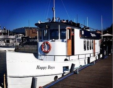 Lahti Harbour | M/S Happy Days