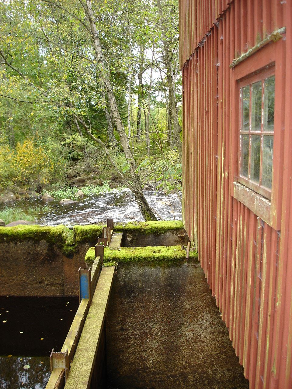 Guided tour at the old mill at Simontorp