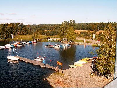 Kalkkisten harbour