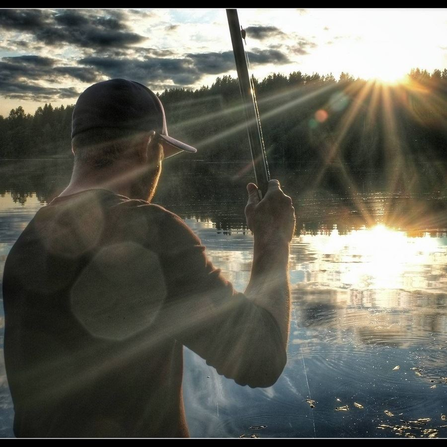 Fiskekort Sunnansjö Fiskevårdsområde