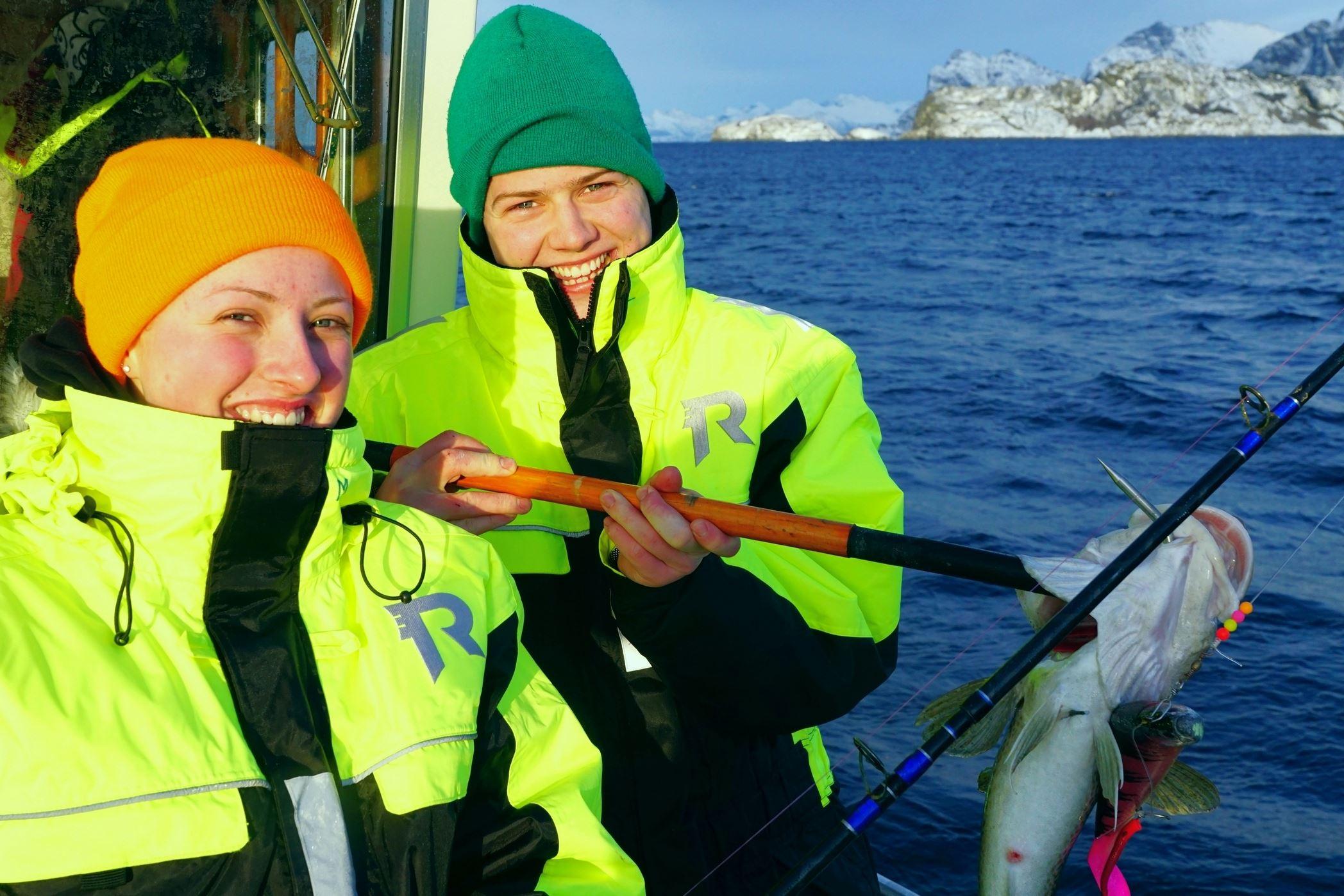 Ferd Marin - Fishing - Sightseeing - Charter