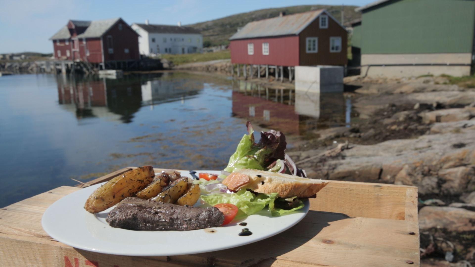 Resturant Gammelbutikken - Støtt Brygge