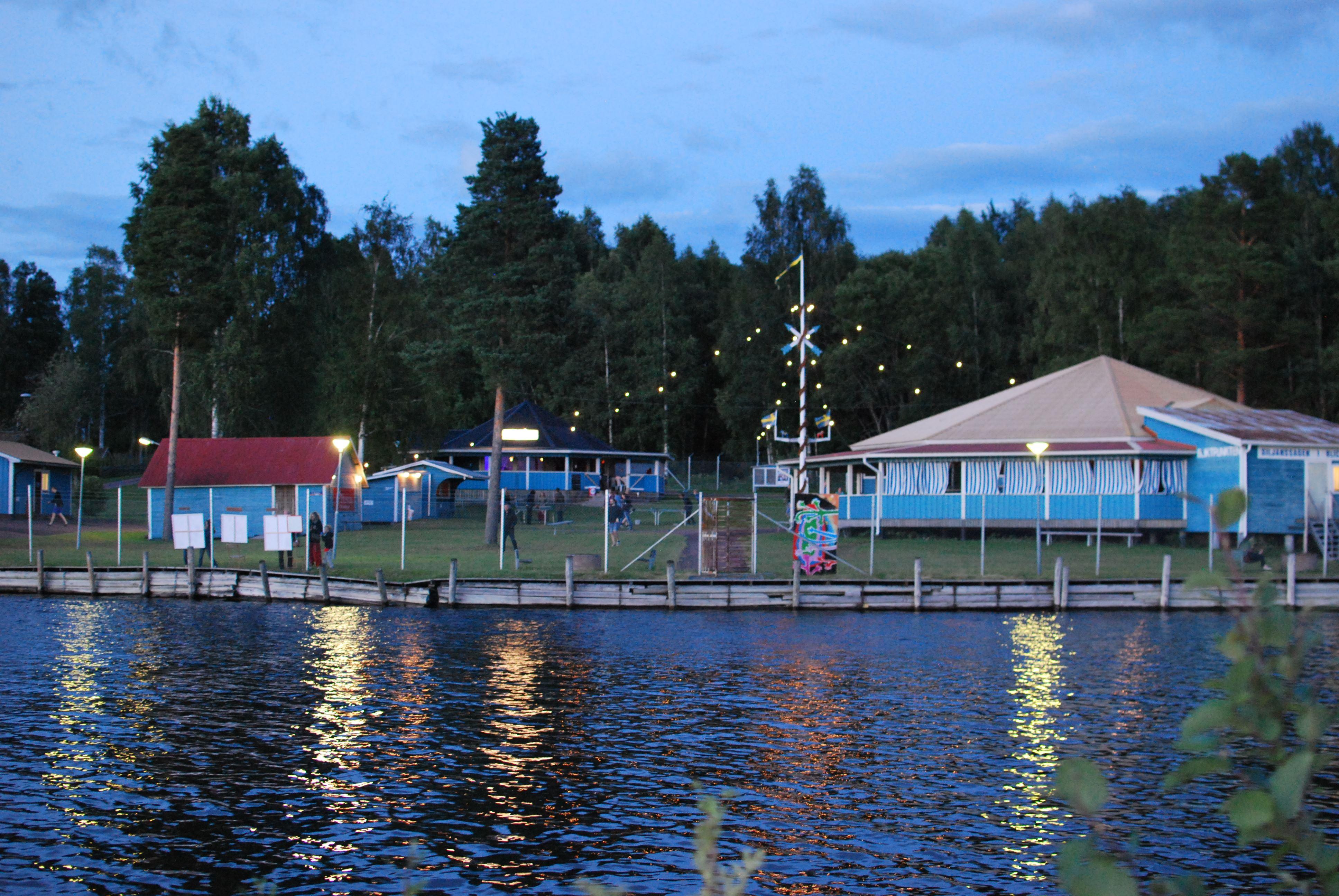 Noisenäsfestivalen, Bliktpunkten Nusnäs