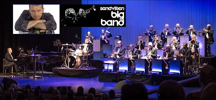 Sandviken Big Band presenterar Bengan Janson