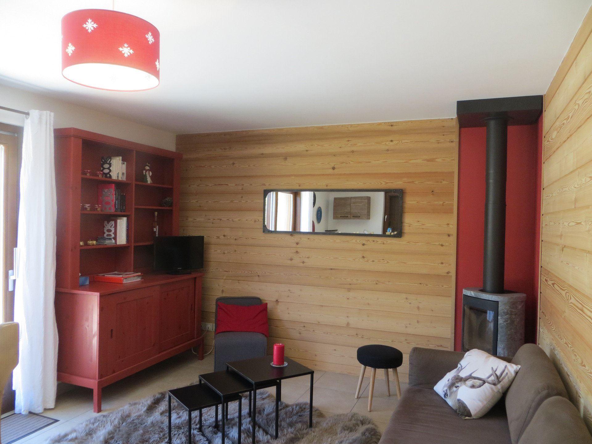 Délys - LB313 - 3 rooms - not classified - 6 people - 65 m2