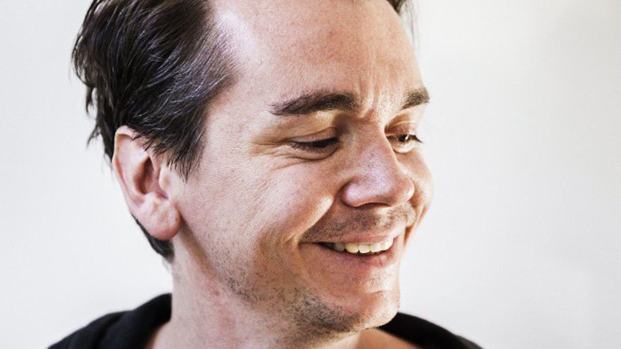 Porträttbild av Emil Jensen.