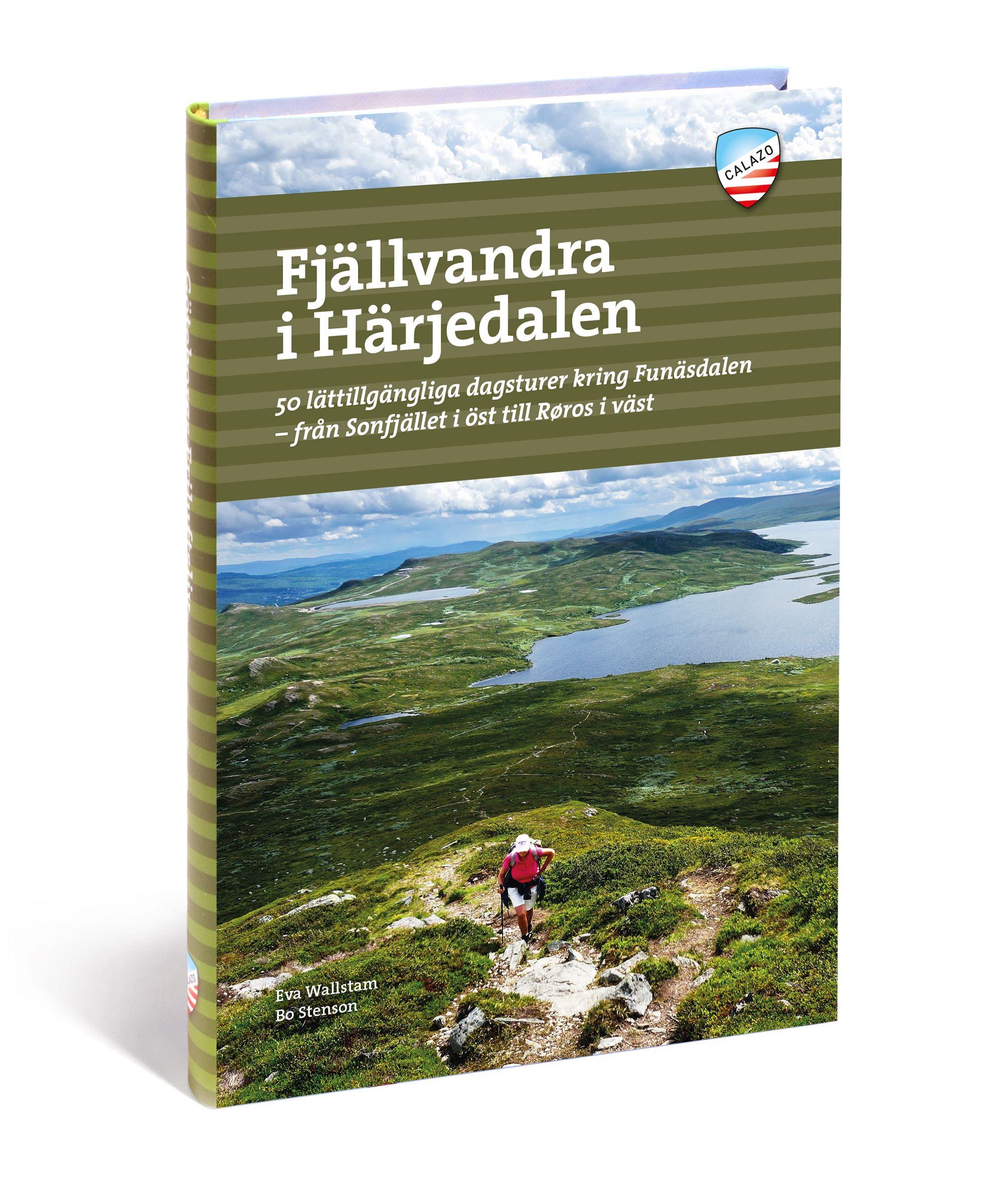 Fjällvandra i Härjedalen (av Wallstam/Stenson)