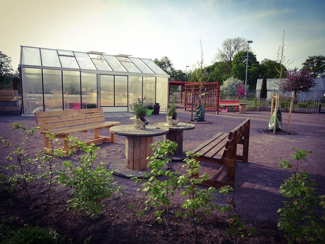 Skälbyträdgården