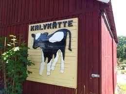 Våffelcafé i Kalvkätte