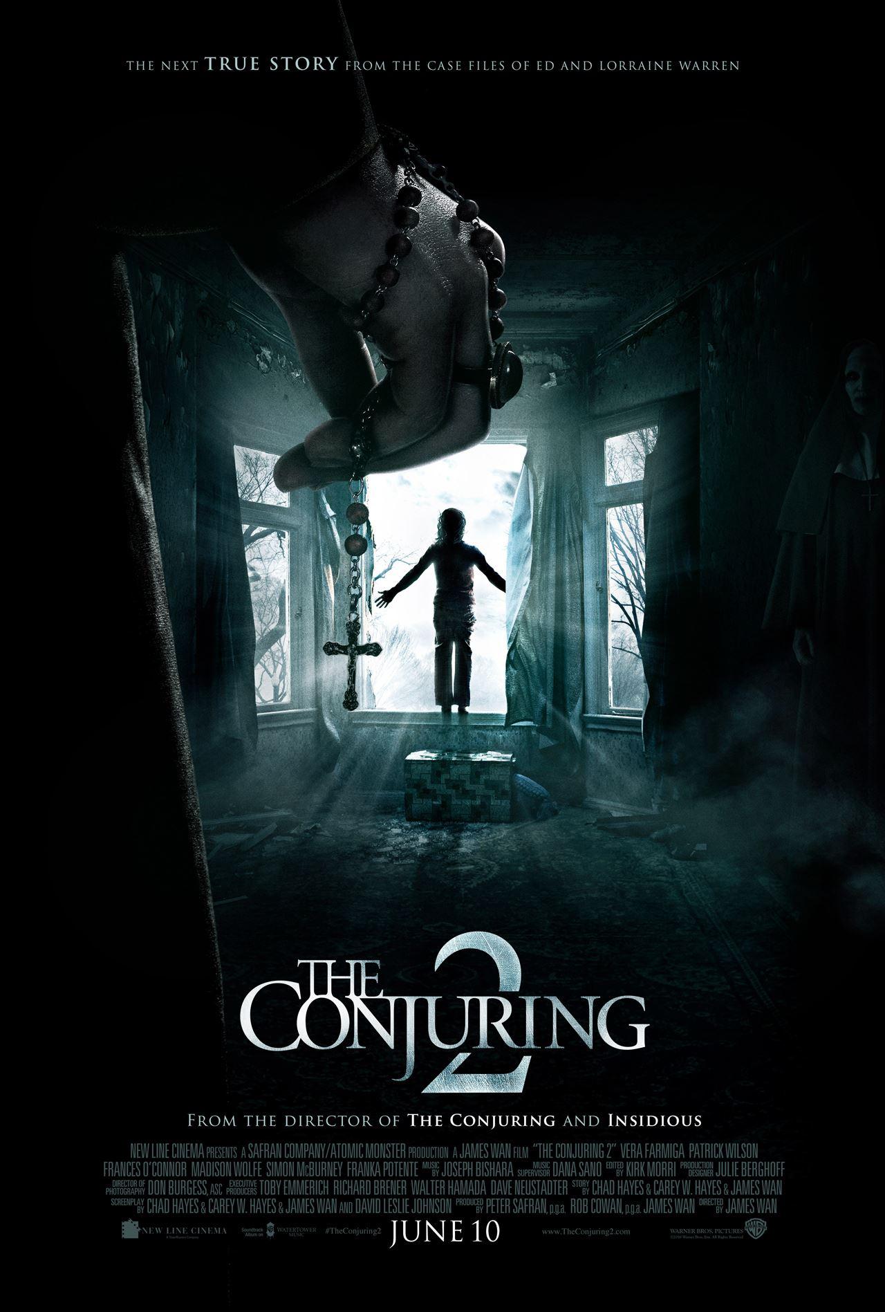 The Conjuring 2, Röda kvarn Edsbyn