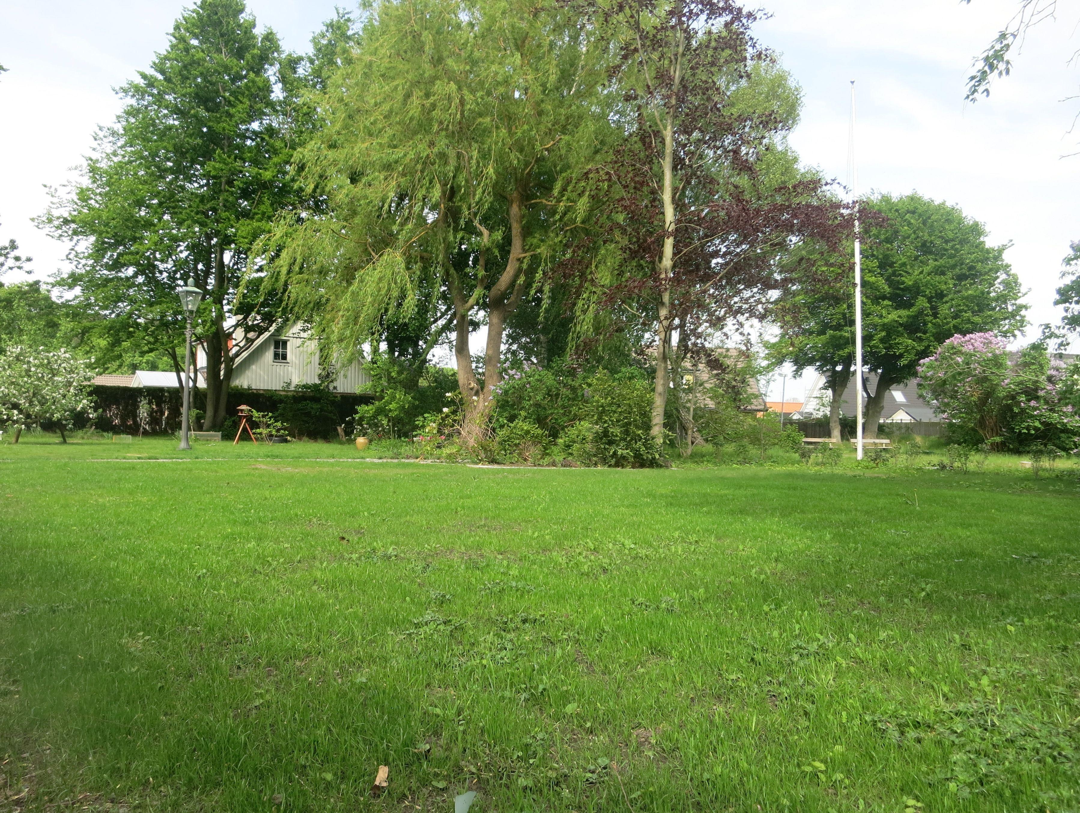 Hus på Svanebäcks gård i Viken
