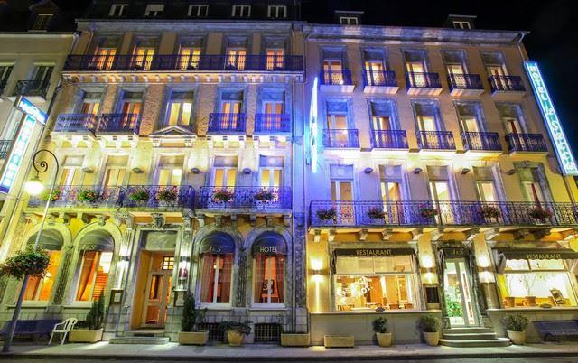 HPH25 - Confortable hôtel style Belle Epoque