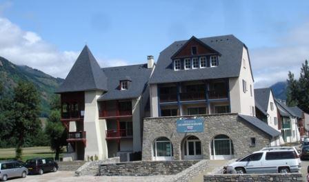 VLRT01 - Résidence de tourisme de standing au bord du lac