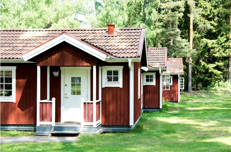 Nordic Camping Mellsta/Cottages