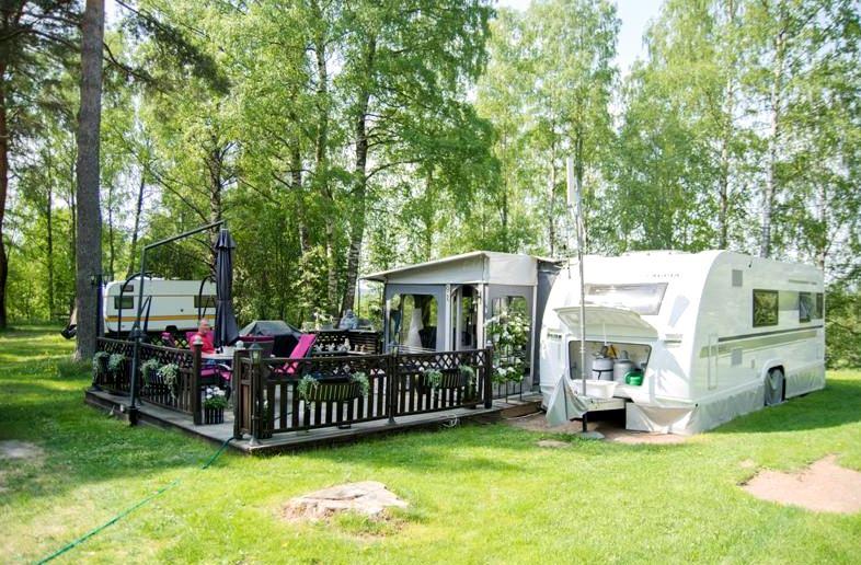 Nordic Camping Mellsta/Camping