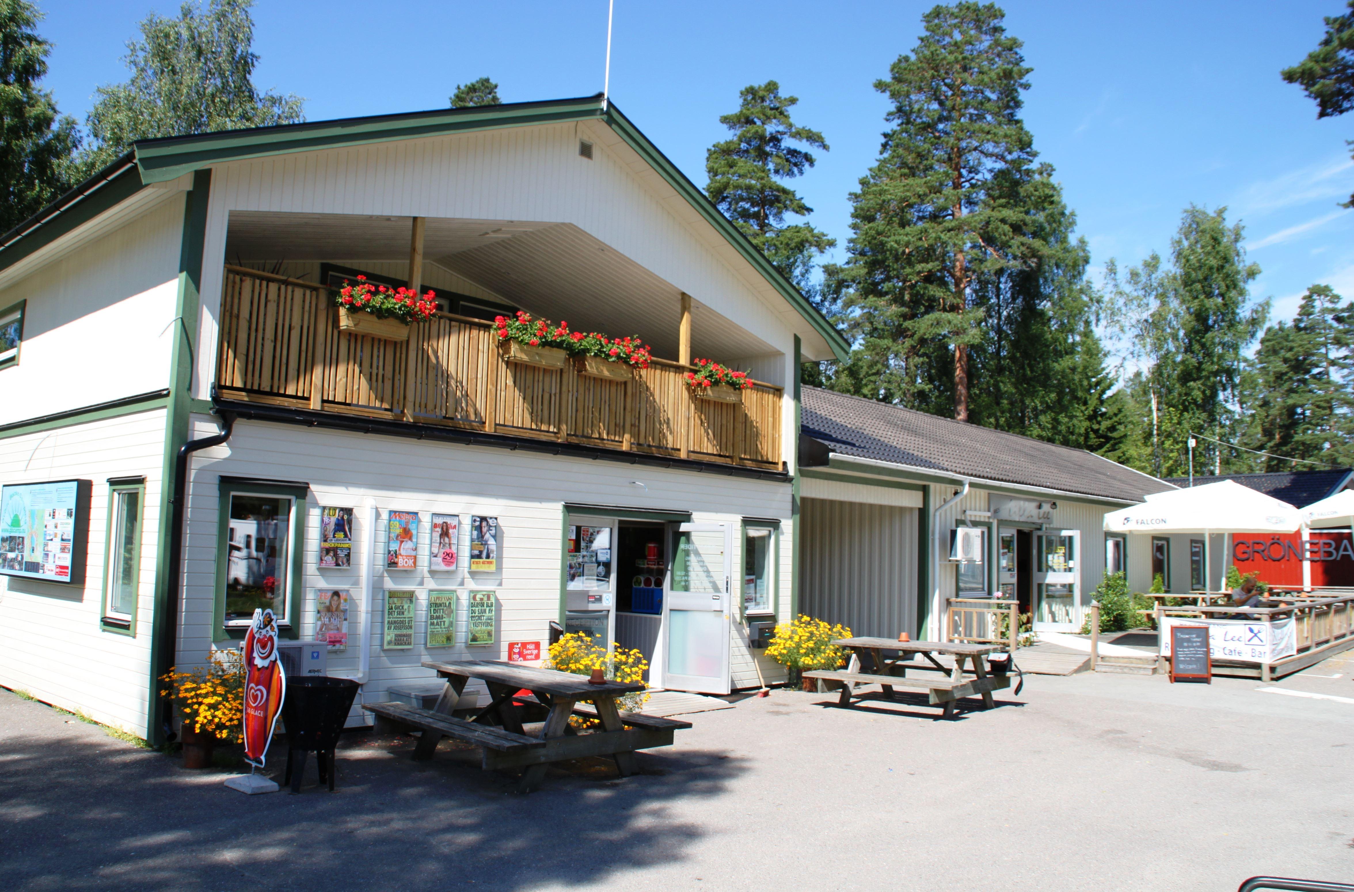Gröne Backe Camping & Stugor/Camping
