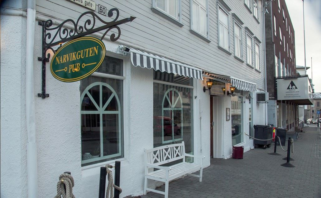 Narvikguten,  © Narvikguten, Narvikguten Pub