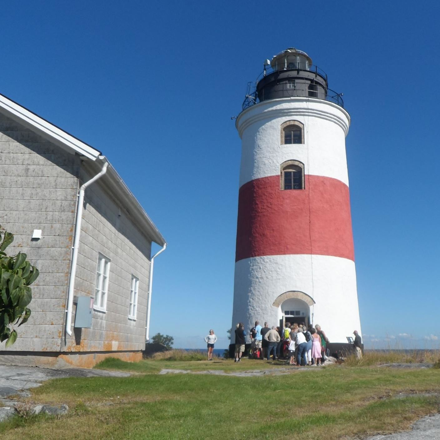 Boat excursion to Söderarm lighthouse