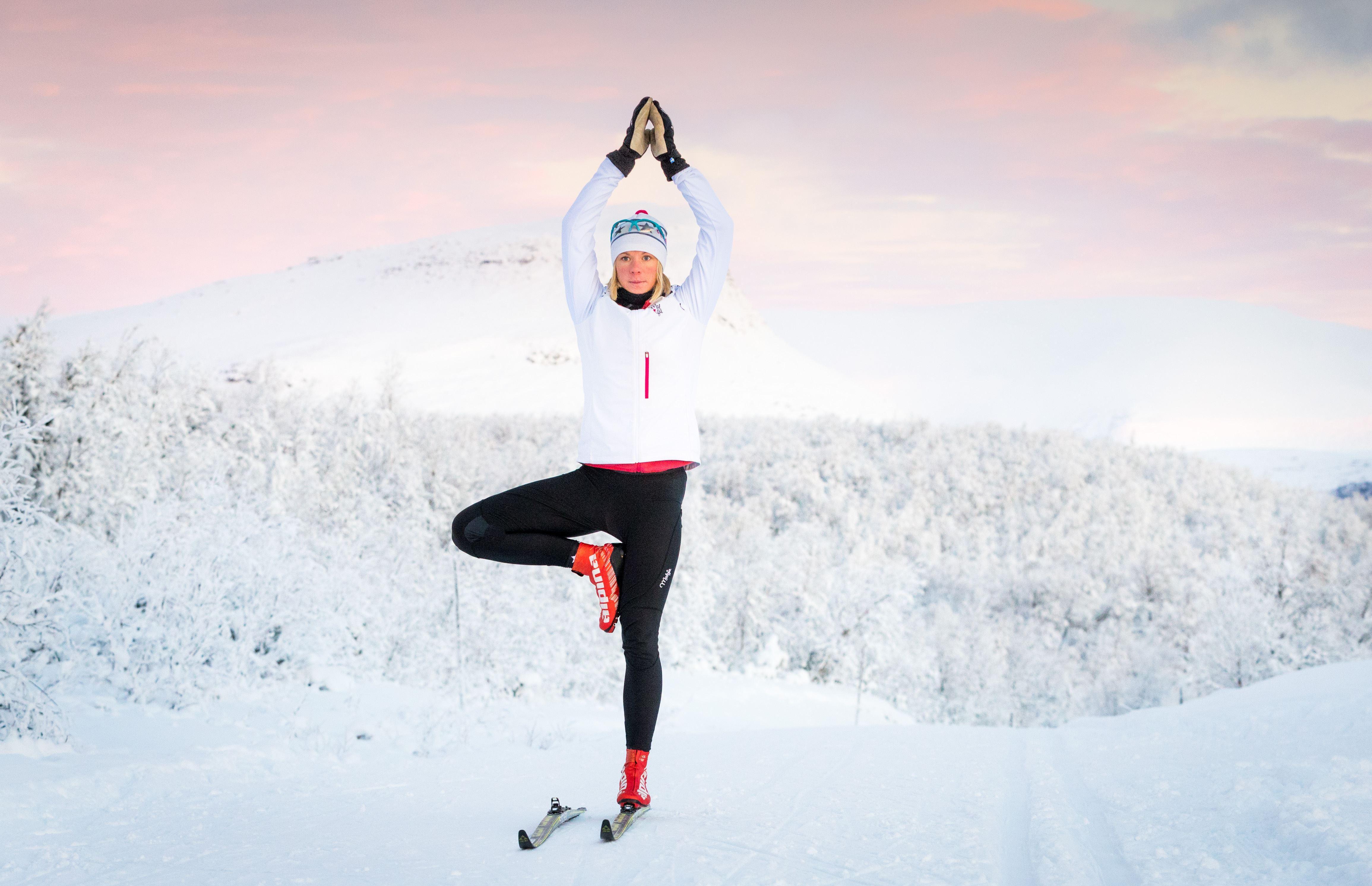 Bruksvallarnas Skid- och Yogaläger 9-12 februari och 20-23 april