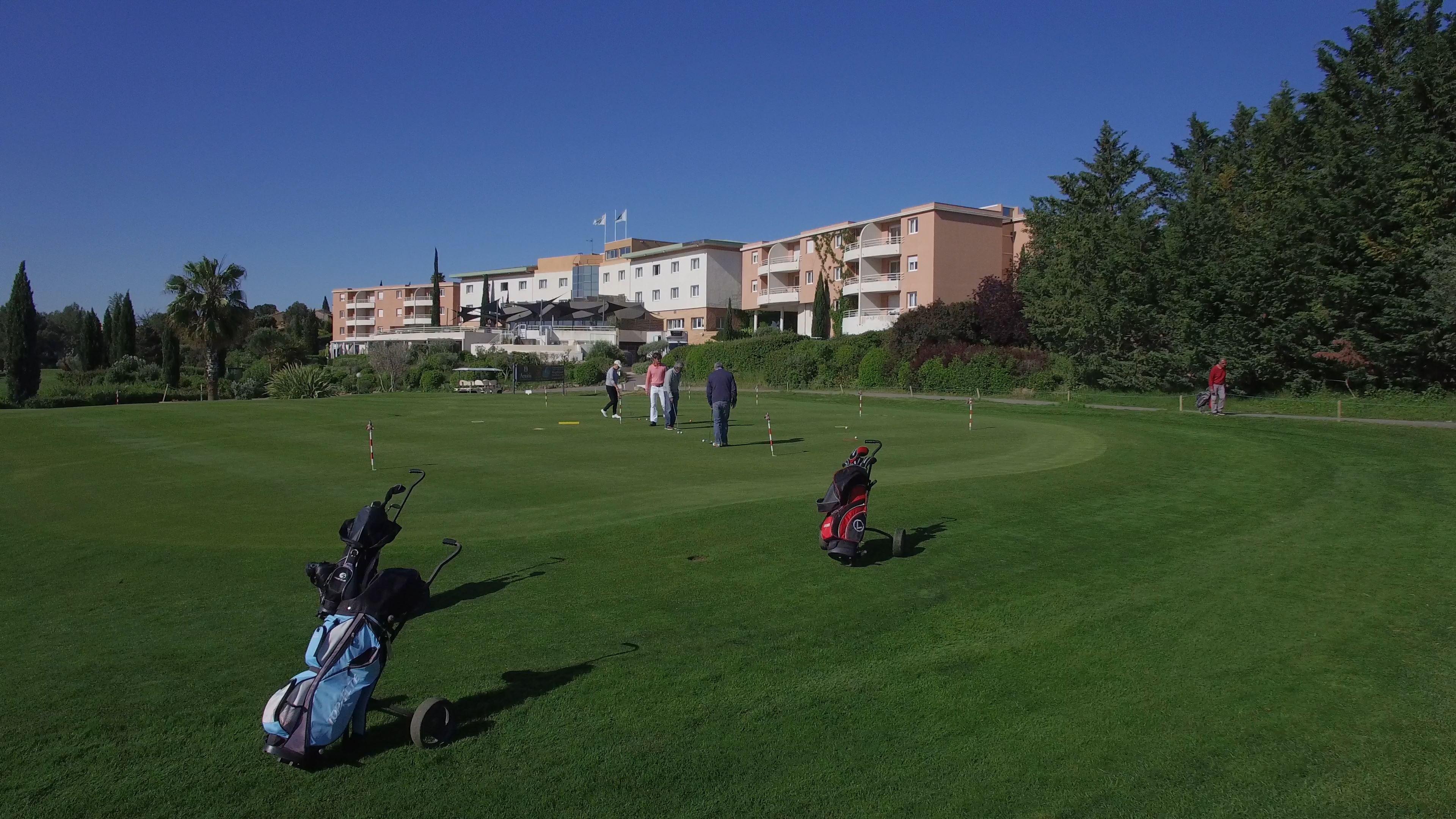 Quality Hotel du Golf Montpellier Juvignac