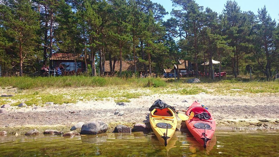 Se Öland från vattnet - kajak, stand up paddleboard