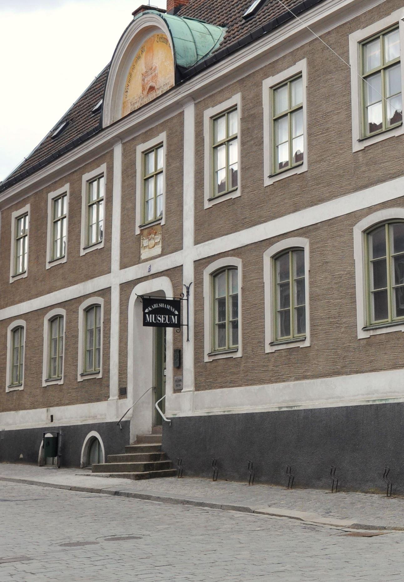Guidning på Karlshamns Museum