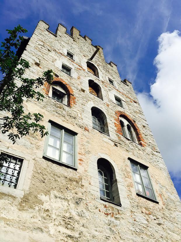 Strandgatan, tusen år av Visbys historia