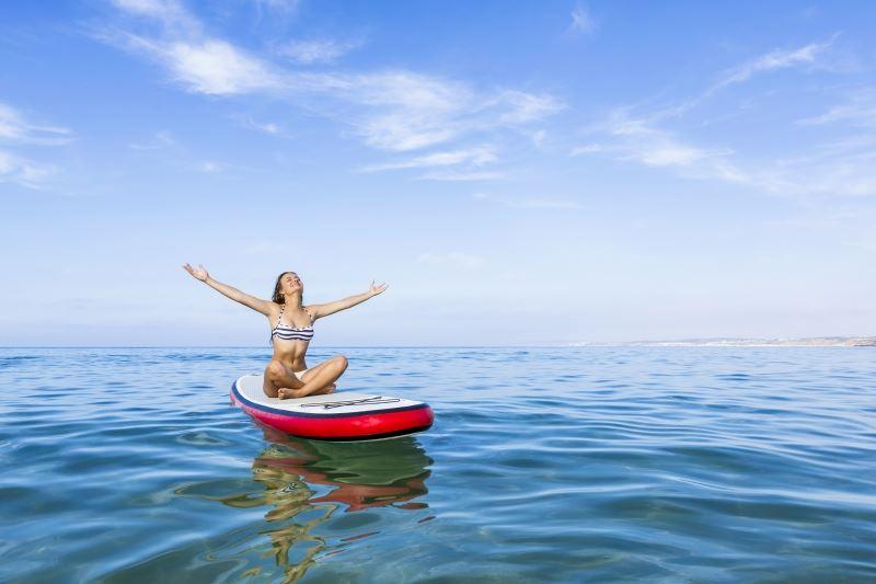 Surflogiet - S.U.P. Yoga