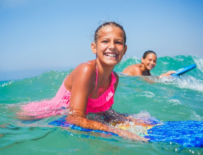 Surflogiet - Kids summer surf