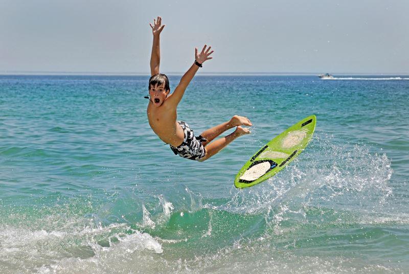 Surflogiet - Kids summer surf