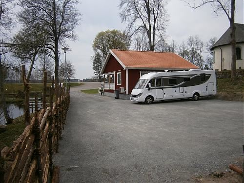 Nyefikets motorhome parking