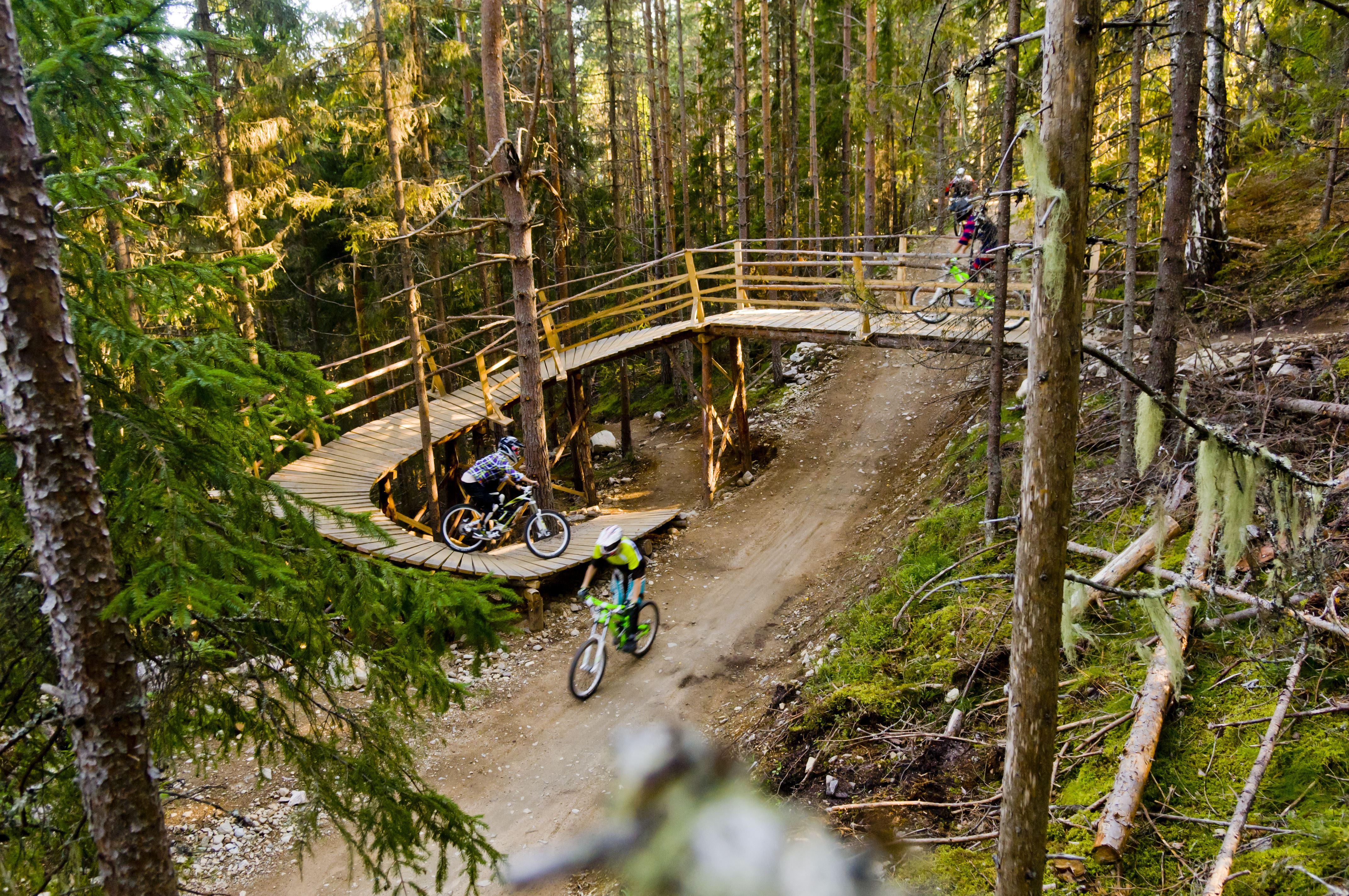 Frasse Fransson,  © JBP, Järvsö Bergscykel Park.