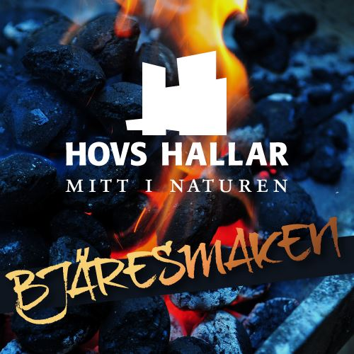 Summer gatherings at the Terrace - Barbeque night at Hovs Hallar