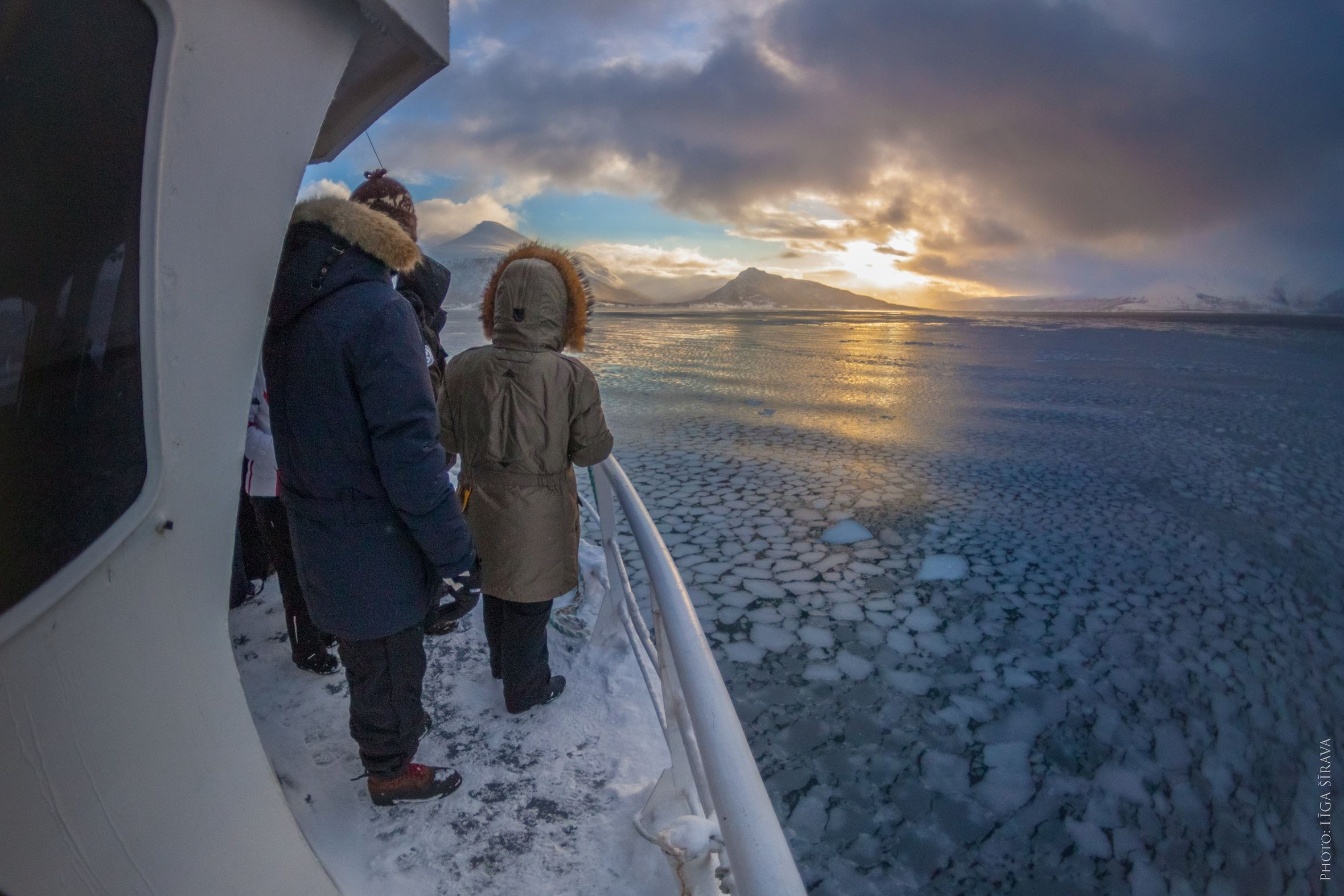 Fjord Cruise – Arctic Expedition AS