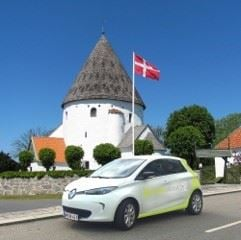 Elbil leje Bornholm
