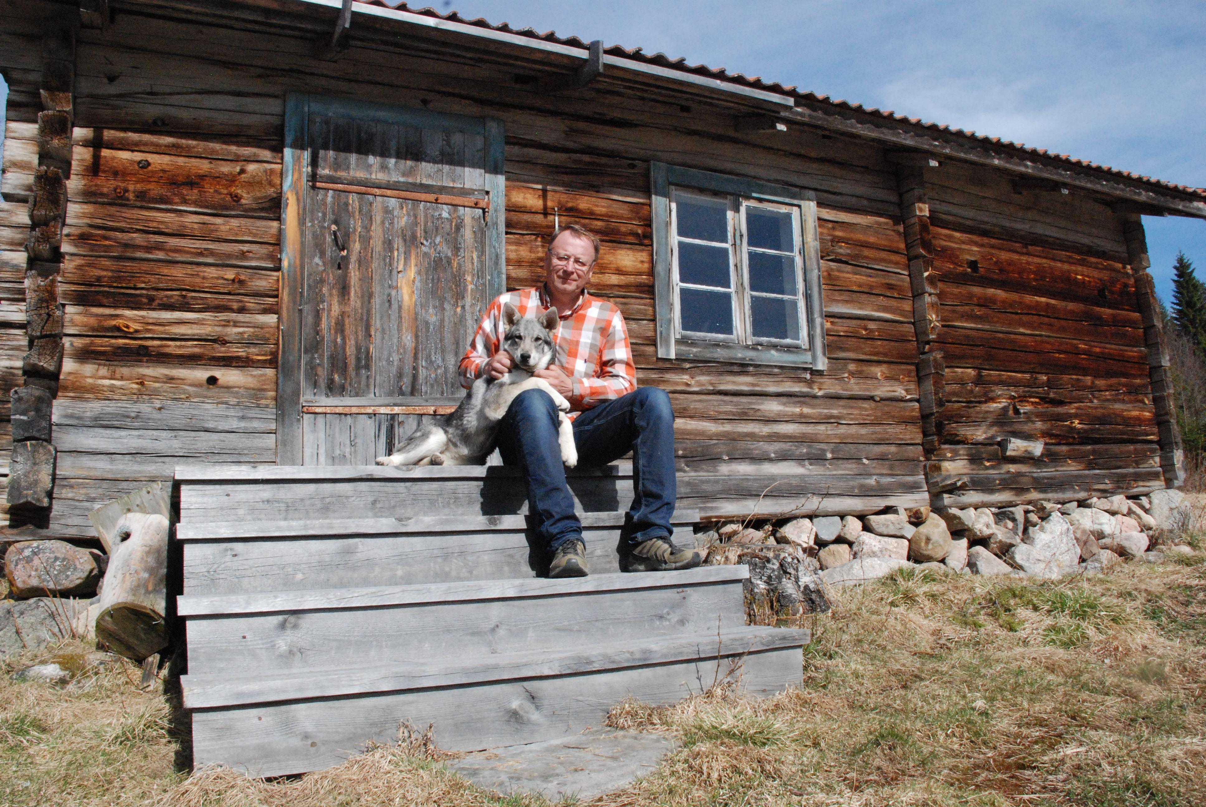 Bo på fäbodvall, Akinvallen