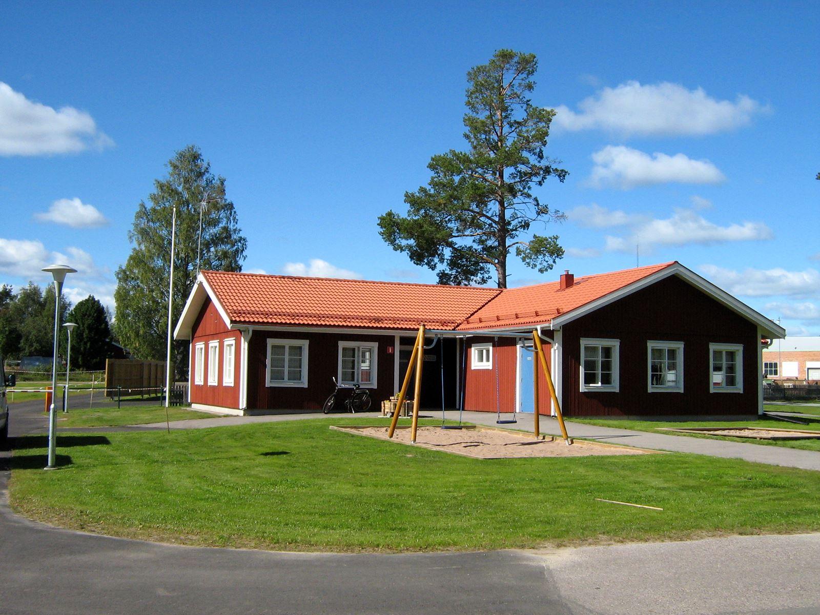 Vansbro Camping/Stugor