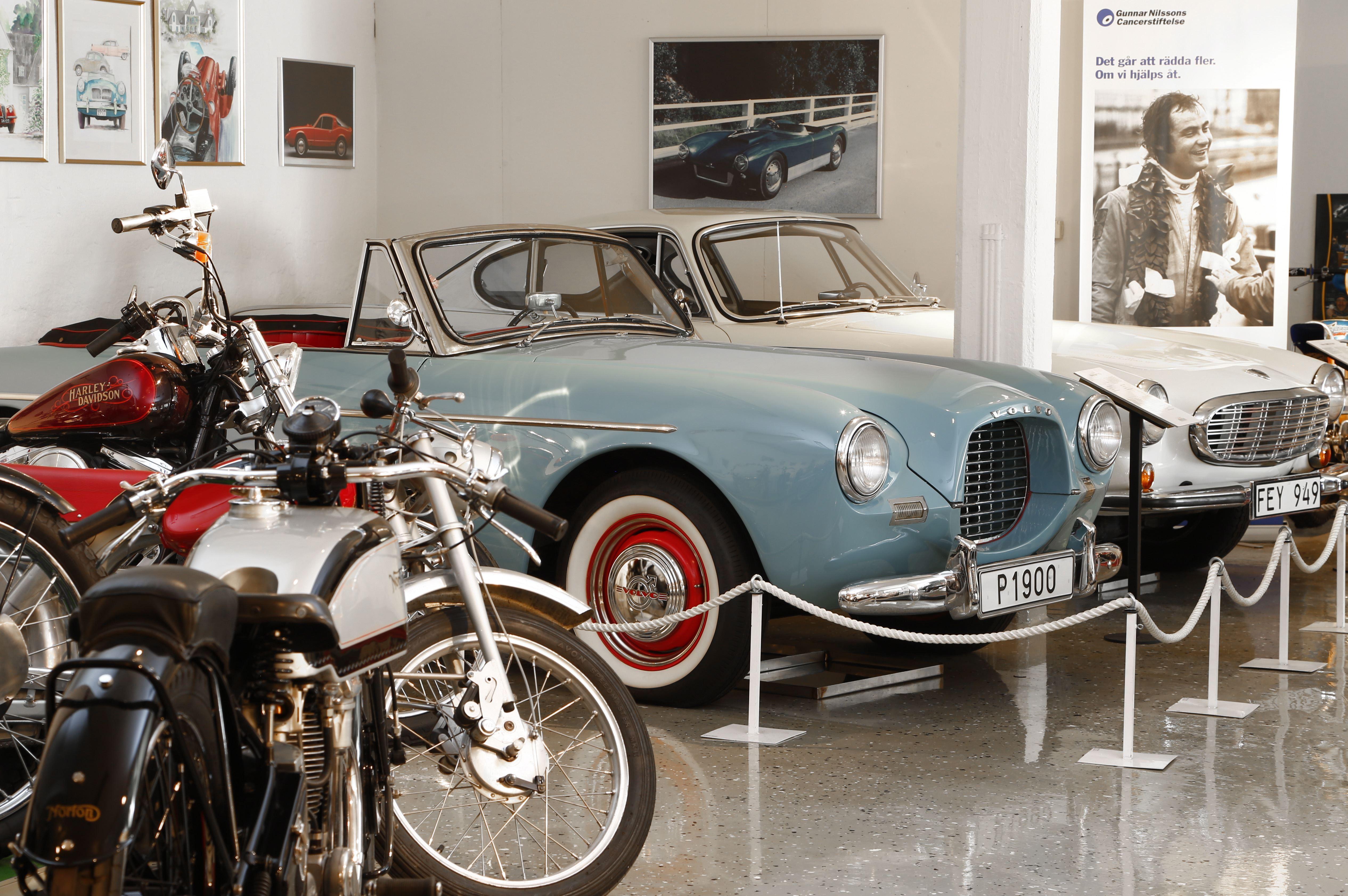Automuseum - Albinsson & Sjöberg