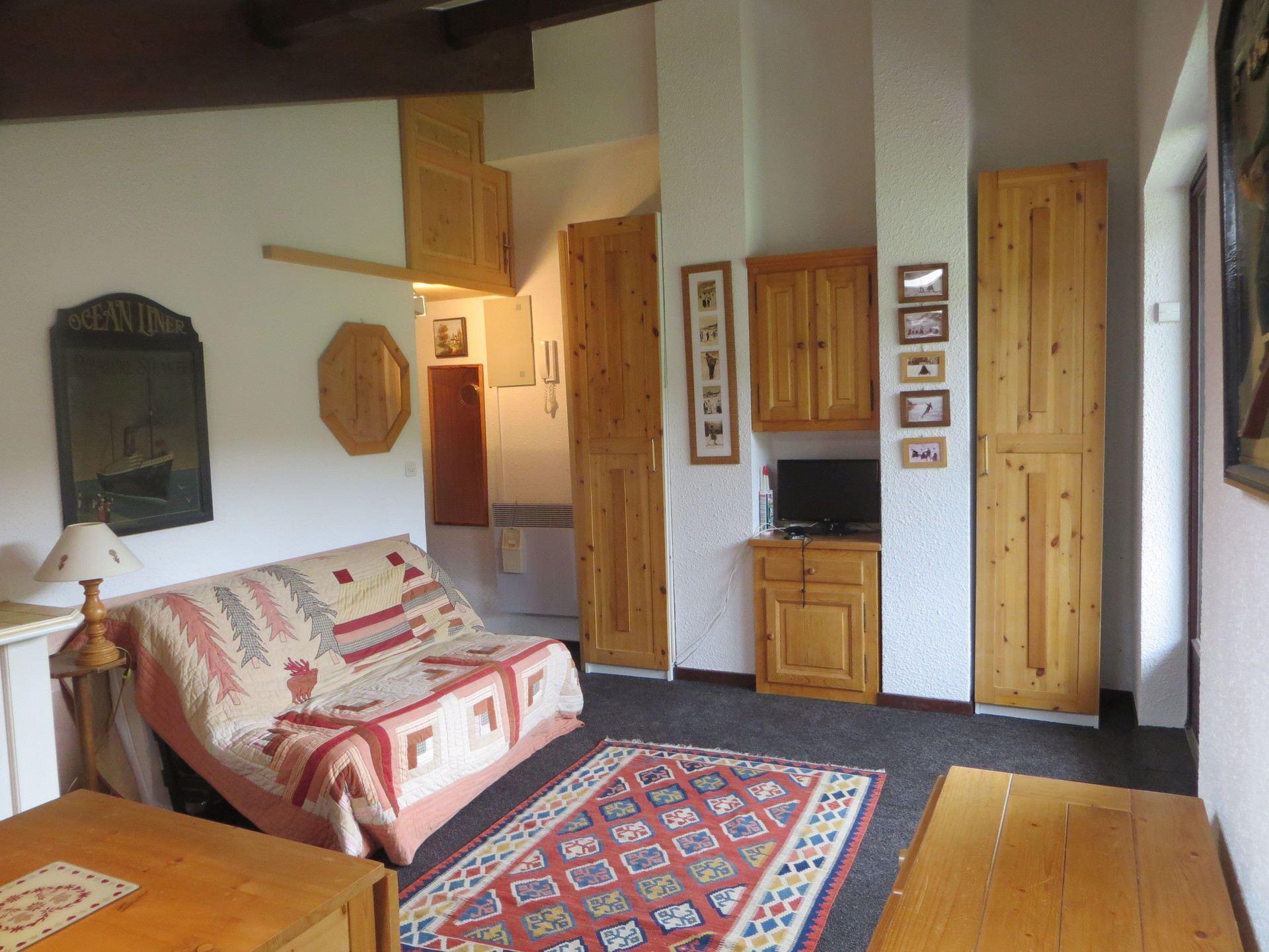 Grizzli S46 - LB105 - 1 pièce + cabine (non classé) - 4 personnes - 30m²