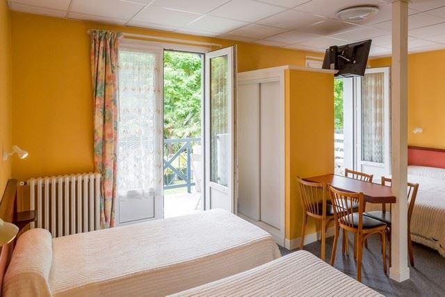 HPH26 - Hôtel douillet et convivial aux portes de Lourdes