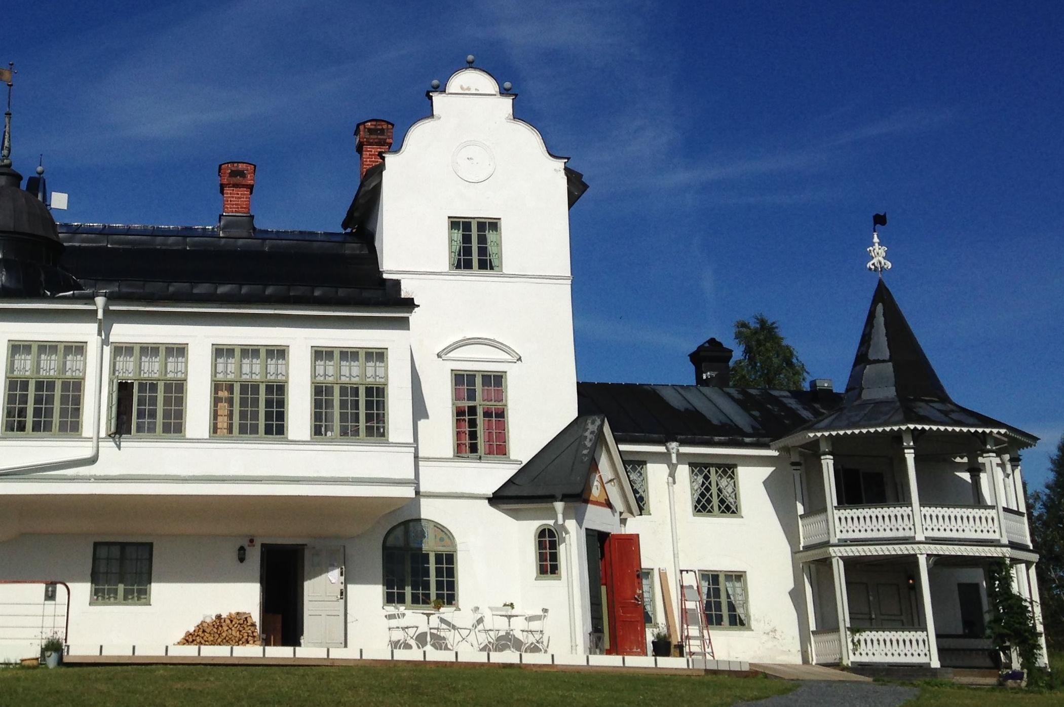 Foto: Verkö slott,  © Copy: Verkö Slott, Verkö Slott