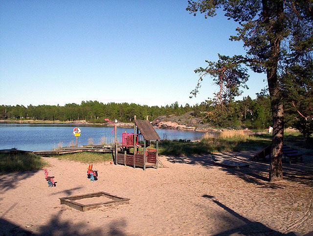 Väddö Camping & Stugby/Camping