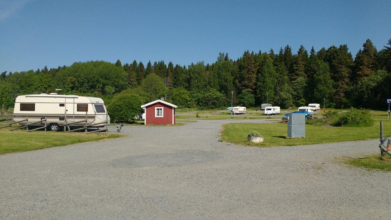Norrtälje Camping/Stugor