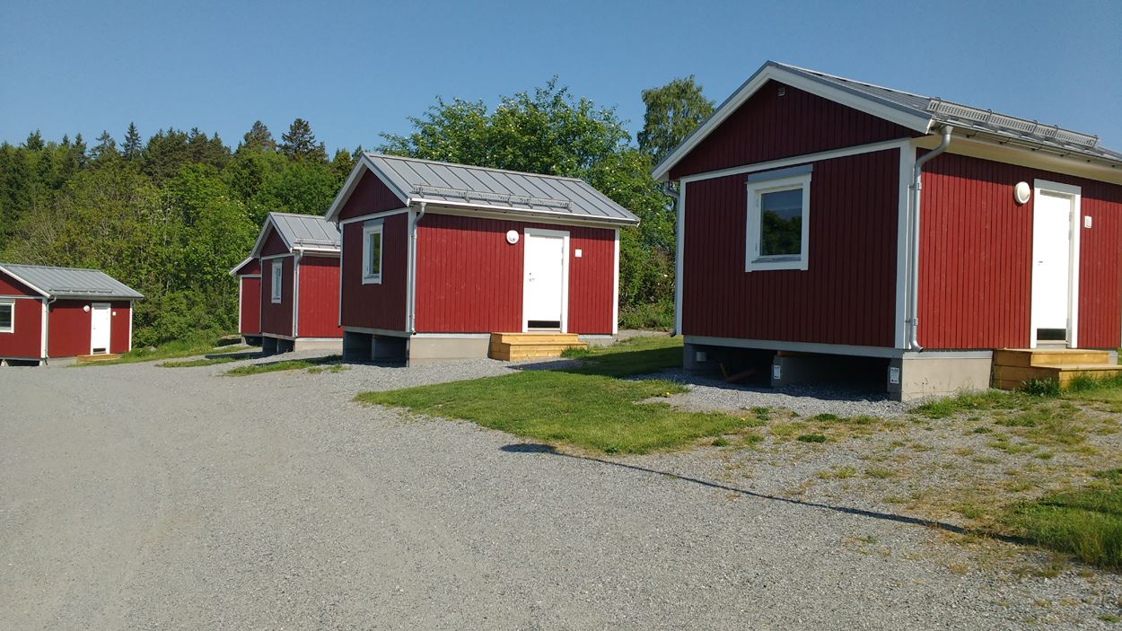 Nordic Camping Norrtälje/Cottages